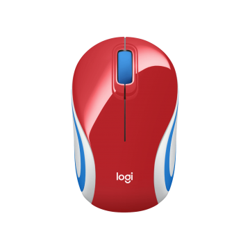 LOG MOUSE WIRELESS M187...