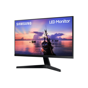 "Samsung 24"" LED Monitor with Borderless Design - LF24T350FHMXUE"