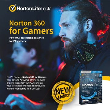 Norton 360 for Gamers